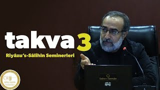 #25: Ebubekir Sifil - Takva - 3