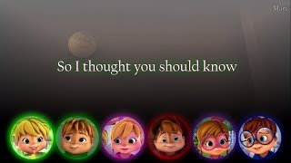 I'll Always be Here by The Chipmunks and The Chipettes- Lyrics