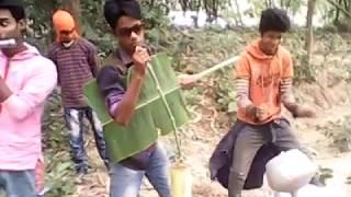 NEW Bangla Funny Song & Dance কেউ হাসতে হাসতে মরে গেলে আমি দায়ী নহে
