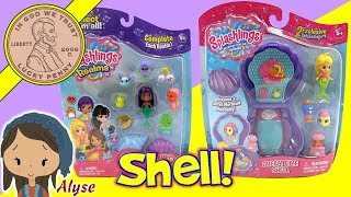 Splashlings Wave 3 Realms & Dream Time Shells Review
