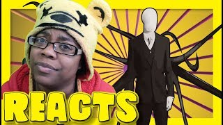 I AIN'T SEEING SLENDER MAN MOVIE | Trailer Reaction