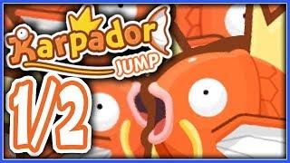 Moggy & Jonny lassen Karpador springen! - #1/2