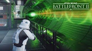 Star Wars Battlefront 2 - The Death Star Fires It