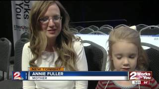 Edith Fuller, 5-year-old girl, wins Green Country Spelling Bee