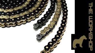 O Ring Vs X Ring Chains