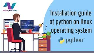 Installation guide of Python on Linux | python install | python tutorial | free online course