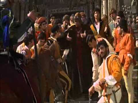 Romeo and Juliet - Montagues vs Capulets first brawl