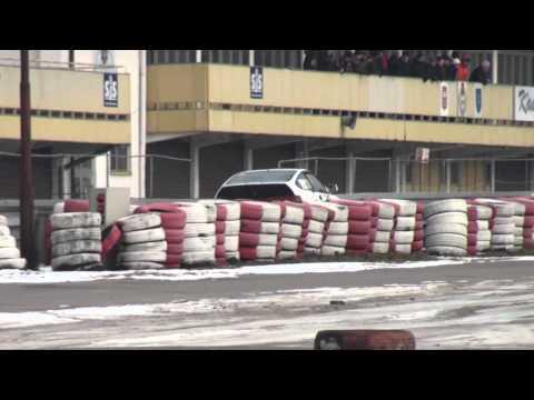Superoes II Kryterium Toru Kielce 26.02.11 Honda CRX Jedrzej Niemyski