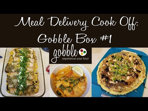 Xxx Mp4 Meal Delivery Cook Off Gobble Box 1 15 Minute Meals 3gp Sex