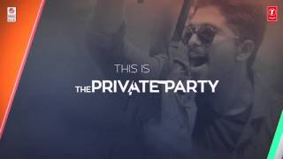 Sarainodu private party song