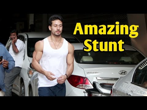 Xxx Mp4 Tiger Shroff Stunning Stunts And Photoshoot With Crazy Fans Video HD 3gp Sex