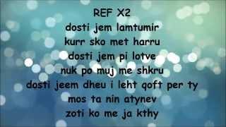 Valki -Dosti Jem (Lyrics Video)