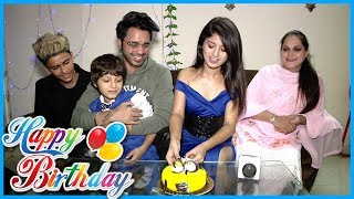 Arishfa Khan OVERJOYED With Birthday Surprises, Wishes & Gifts From Family And Friends
