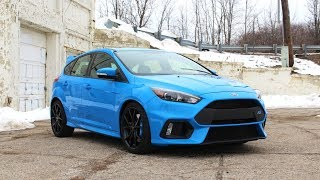 What It's Like To Own A Ford Focus RS!