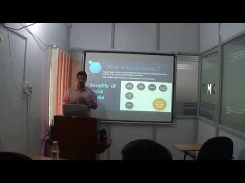 What is Social Media - PPT by Prajwal, OMiT Student