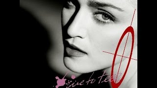 Madonna -  Live To Tell  HQ
