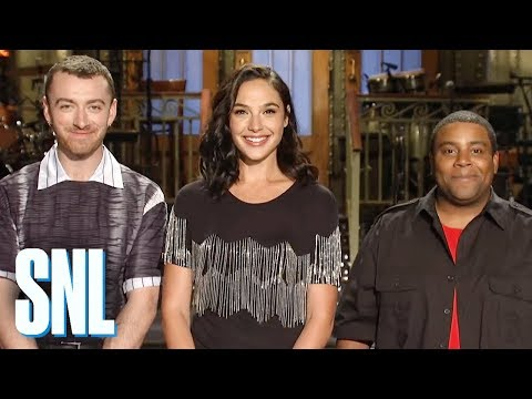 Xxx Mp4 Gal Gadot Can T Compare To Sam Smith SNL 3gp Sex
