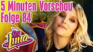 5 Minuten Vorschau - SOY LUNA Folge 84 || Disney Channel