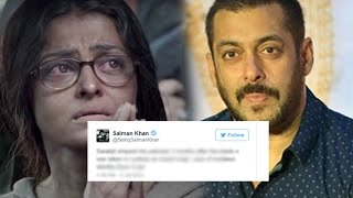 When Salman Khan Tweeted about Aishwarya Rai's Sarbjit