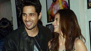Alia Bhatt & Sidharth Malhotra's Secret Love Story REVEALED | Bollywood Gossip