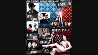 Matador Remix -Ñengo Flow ft Jory & Nova, Alexis & Fido, Jowell & Voltio
