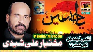 Mukhtiar Ali Sheedi 1998 Uthi Dekh Jull Toon Sughra