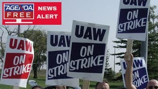 United Auto Workers to Strike at GM - LIVE COVERAGE