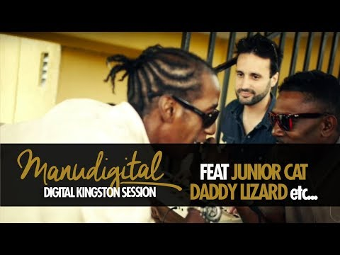 MANUDIGITAL & JUNIOR CAT, FAMOUS FACE, DADDY LIZARD - DIGITAL KINGSTON SESSION (Official Video)