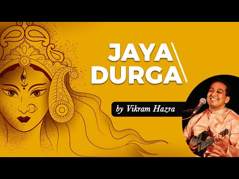 Devi bhajan Parmeshwari Jai Durga Sung by Vikram Hazra of the Art of Living foundation