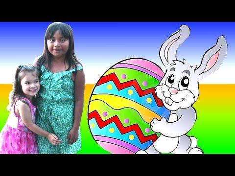 Eater Eggs Hunt 2016 Ruby & Peanut - Peanut Tìm Trứng Phục Sinh Với Ruby