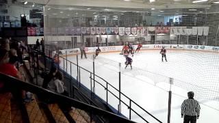 Jr.Ducks U16 AAA vs Jr.Kings U16 AAA  3 period