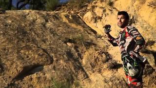 ENDURO - Les exercices fun en Enduro avec Antoine Méo - Champion du monde