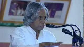 Abdul kalam tamil speech in school function