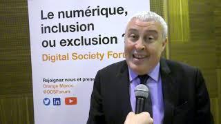 Orange Digital Society Forum : Interview avec M. Thami Ghorfi Président de l'ESCA