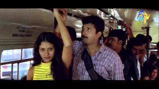 Jabardasth Masti - Manasunte Chaalu - Comedy Scenes while travelling in bus