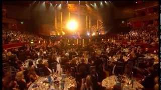 Sarah Brightman & Andrea Bocelli - Canto Della Terra (The Classical BRIT Awards 2008) HQ