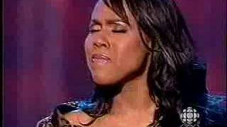 Deborah Cox sings gospel