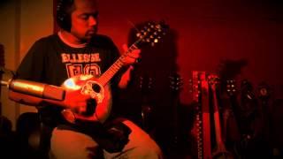 Kanamachhi- Chirkutt (Mandolin Tutorial By Emon Chowdhury)