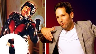 """""""This looks so stupid!"""" Ant-Man's Paul Rudd on his Top 5 Dance Moments."""