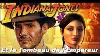 INDIANA JONES et Le Tombeau De L