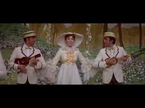 Julie Andrews Striptease from 'Darling Lili' (1970)