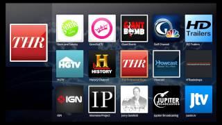 Plex Home Theater and Plex Media Server