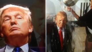"""Donald J. Trump """"I"""