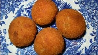 Fried Bread Ball recipe (Episode 18) by ruptushDiner