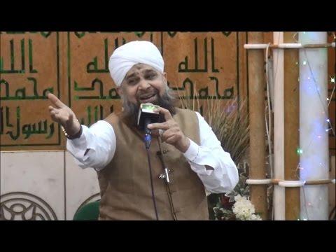 An Evening With Owais Raza Qadri in Peterborough (February 2017)