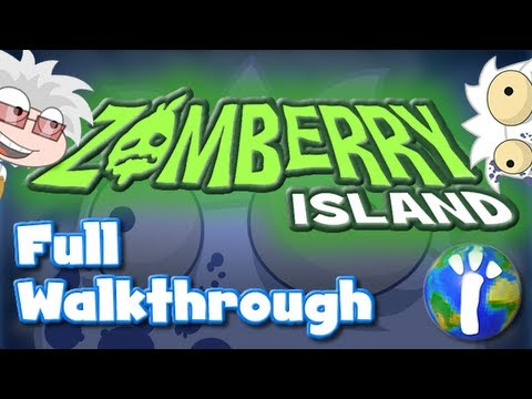 ★ Poptropica Zomberry Island Full Walkthrough ★