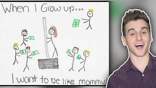 Hilarious Kid Drawings!