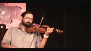 Kathodu Kathoram - Violin by Ousephachan