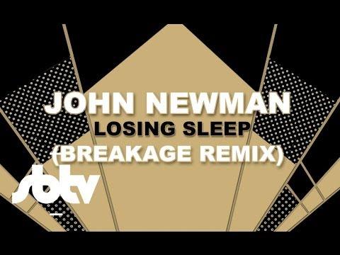 John Newman | Losing Sleep (Breakage Is Counting Sheep Mix): [SBTV Beats]