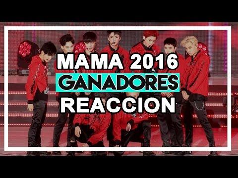 Xxx Mp4 GANADORES DE LOS MAMA 2016 MAMA 2016 RESEÑA Mnet Asian Music Awards 2016 3gp Sex